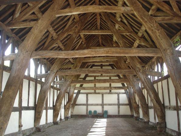 Cruck Barn Arley