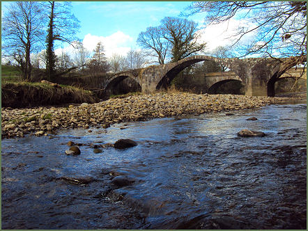 Cromwell's Bridge, Ribble Valley