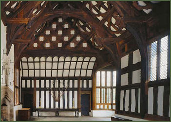Rufford Old Hall