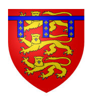 Arms of Edmund Crouchback