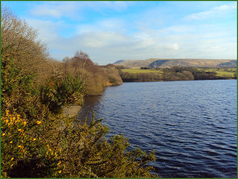 Rivington Reservoir
