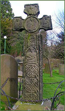 Eyam Cross