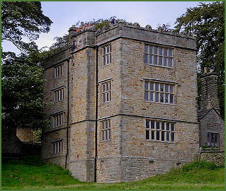 North Lees Hall