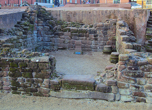 Chester Roman remains