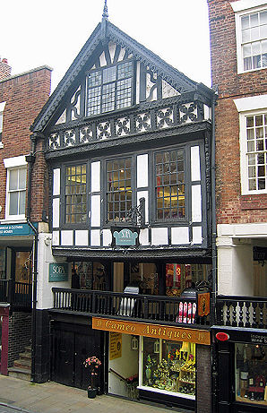 Leche House, Chester