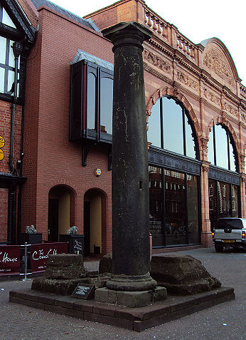 Roman Remains, Chester