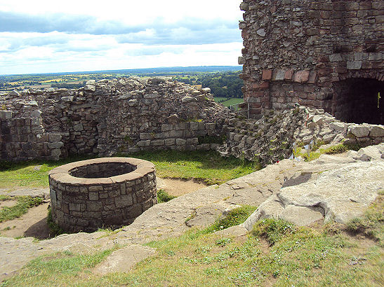Beeston Castle Well