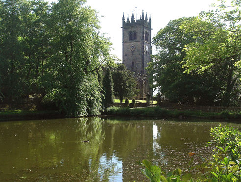 St James the Great Gawsworth