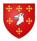 Richard d'Avranches arms