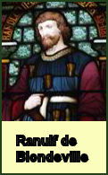 Ranulf de Blondeville, Earl of Chester