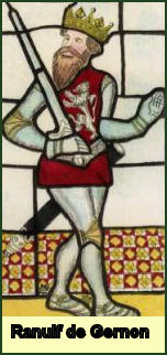 Ranulf Gernon, Earl of Chester