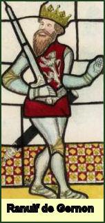 Ranulf Gernon, Earl of Chester